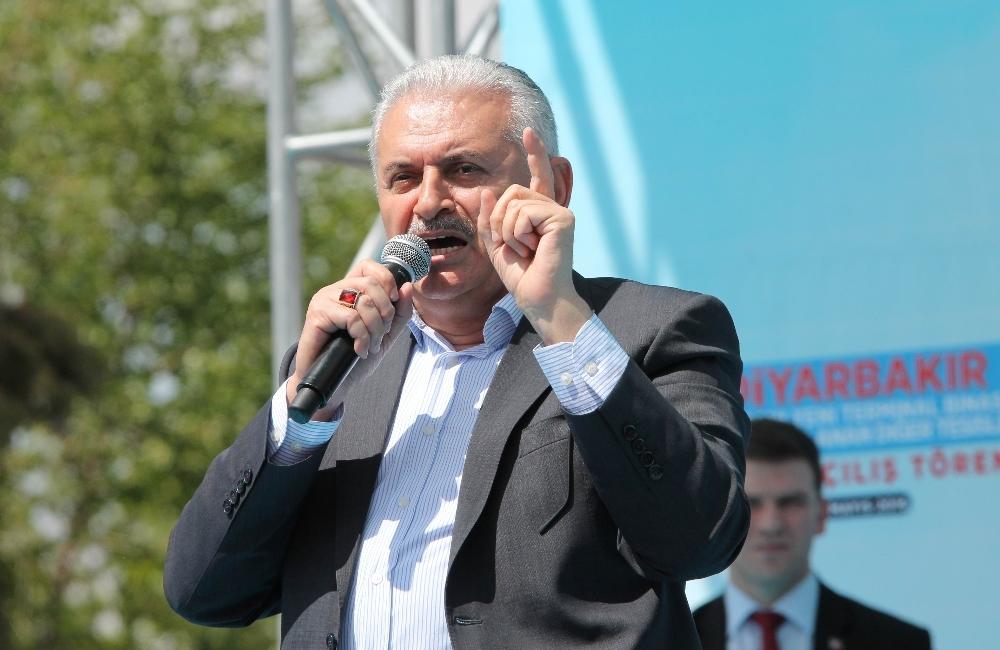Başbakan Sıfatıyla İlk Kez İzmire Geldi