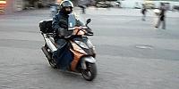 Tehlike saçan motor sürücüleri